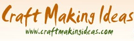 Craft Making Ideas Logo