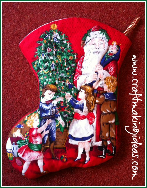 Christmas Stocking Archives | Craft Making Ideas