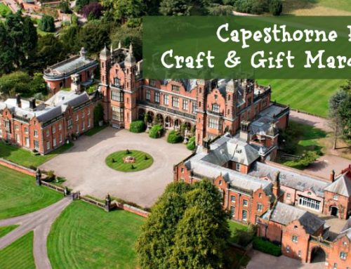 Capesthorne Hall Craft & Gift Marquee – 27th-28th Aug 2017
