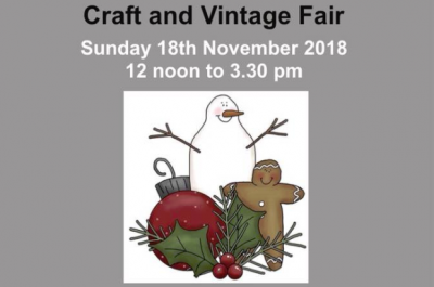 Bridgewater High School Craft & Vintage Fair 2018